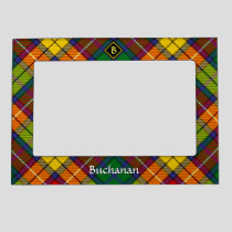 Clan Buchanan Tartan Magnetic Frame