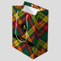 Clan Buchanan Tartan Medium Gift Bag
