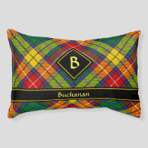 Clan Buchanan Tartan Pet Bed