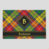 Clan Buchanan Tartan Placemat