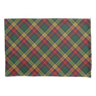 Clan Buchanan Tartan Scottish Celebration Pillow Case
