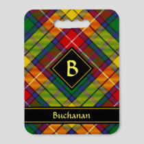 Clan Buchanan Tartan Seat Cushion