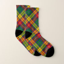 Clan Buchanan Tartan Socks