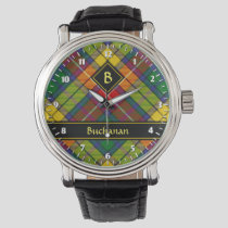 Clan Buchanan Tartan Watch