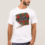 Clan Callender Scottish Tartan Paint Shirt