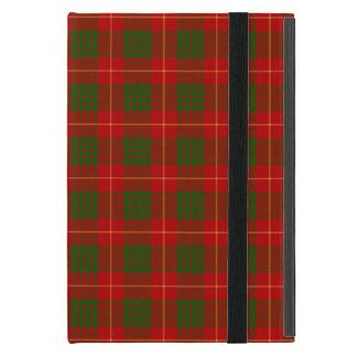 Clan Cameron Tartan iPad Mini Covers