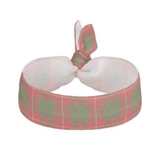 Clan Cameron Tartan Pattern Ribbon Hair Tie