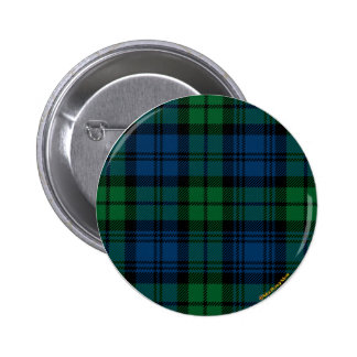 Clan Campbell Pinback Button