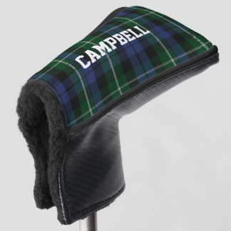 Clan Campbell Custom Putter Cover