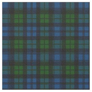 Clan Campbell Military Tartan Fabric