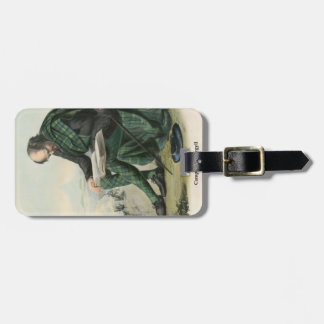 Clan Campbell of Argyll Bag Tag