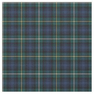 Clan Campbell of Argyll Tartan Fabric