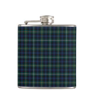 Clan Campbell of Argyll Tartan Flasks