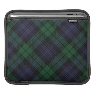 Clan Campbell Tartan iPad 3 Sleeve