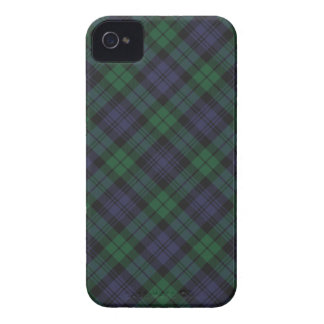 Clan Campbell Tartan iPhone 4s Case iPhone 4 Cases