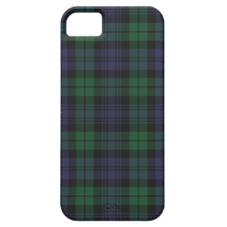 Clan Campbell Tartan iPhone 5 Case