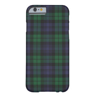 Clan Campbell Tartan iPhone 6 case iPhone 6 Case