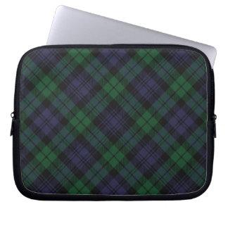 Clan Campbell Tartan Laptop/iPad 2 Case