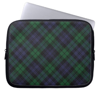 Clan Campbell Tartan Laptop/iPad 2 Case Computer Sleeve