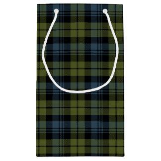 Clan Campbell Tartan Small Gift Bag