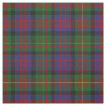 Clan Carnegie Scottish Tartan Plaid Fabric