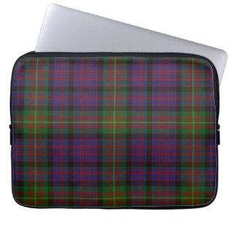 Clan Carnegie Tartan Plaid Laptop Cover Computer Sleeves