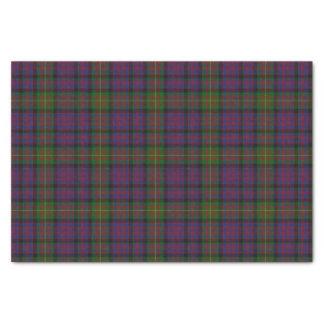 """Clan Carnegie Tartan Plaid Tissue Paper 10"""" X 15"""" Tissue Paper"""