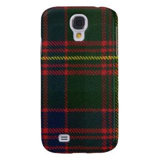 Clan Carnegie Tartan Samsung Galaxy S4 Case