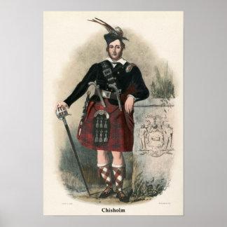 Clan Chisholm Posters