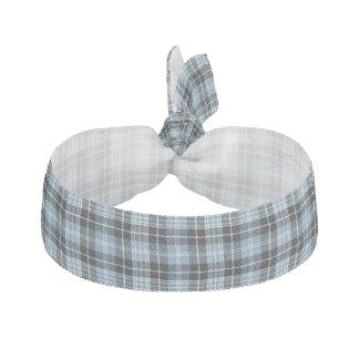 Clan Clark Tartan Pattern Hair Tie