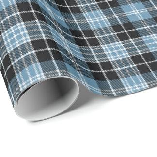 Clan Clark Tartan Plaid Pattern Wrapping Paper