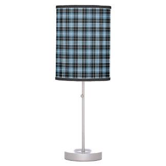 Clan Clark Tartan Table Lamp