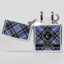 Clan Clark Tartan Zippo Lighter