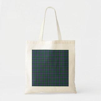 Clan Cooper Tartan Tote Bag