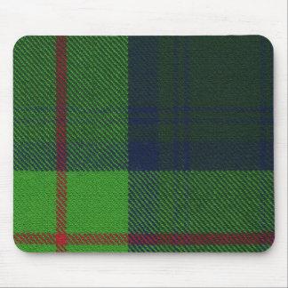 Clan Cranstoun Tartan Mouse Pad