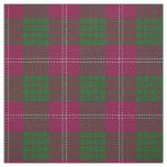Clan Crawford Scottish Tartan Plaid Fabric