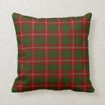 Clan Crawford Tartan Pillow