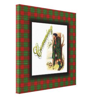 Clan Cumming Scottish Dream Canvas Print