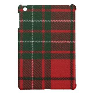 Clan Cumming Tartan iPad Mini Cover