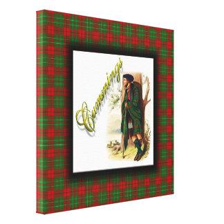 Clan Cummings Scottish Dream Canvas Print