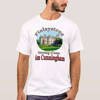 Clan Cunningham Dreaming of Home Finlaystone T-Shirt