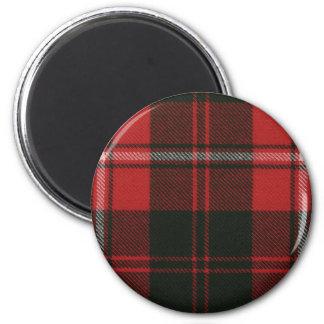 Clan Cunningham Tartan Magnet