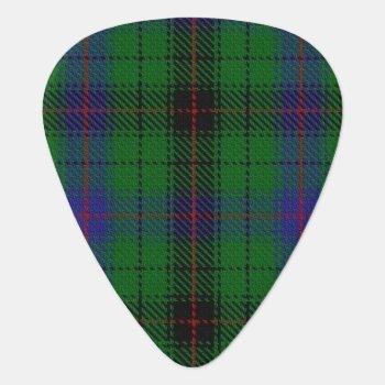 Clan Davidson Sounds Of Scotland Tartan Guitar Pick by OldScottishMountain at Zazzle