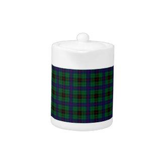 Clan Davidson Tartan Teapot