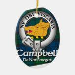 Clan de Campbell Adornos
