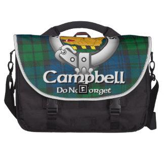 Clan de Campbell Bolsas Para Portatil