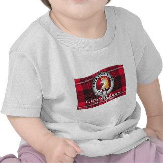Clan de Cunningham Camisetas
