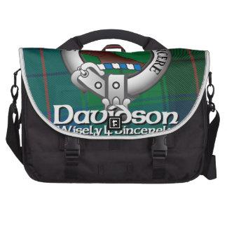 Clan de Davidson Bolsas Para Ordenador