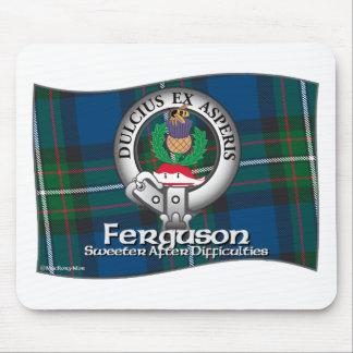 Clan de Ferguson Alfombrillas De Ratones