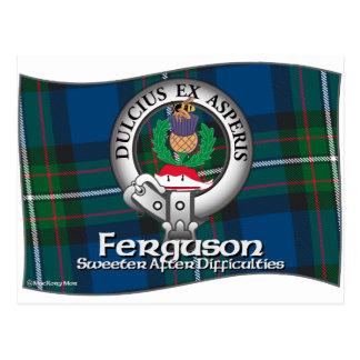 Clan de Ferguson Postal